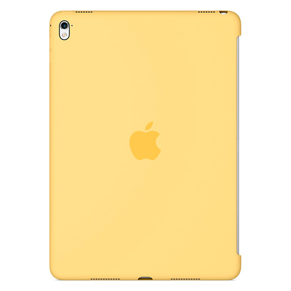 Кейс для iPad Pro Apple Silicone Case for 9.7-inch iPad Pro Yellow cute marshmallow style silicone back case for iphone 5 5s yellow white