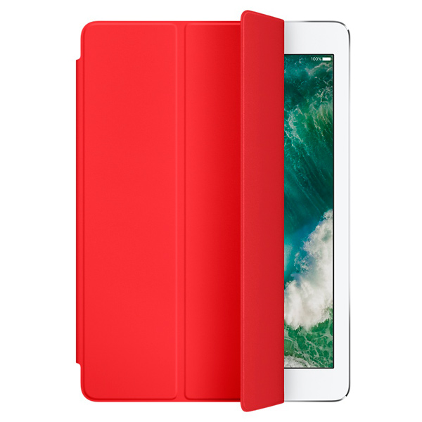Кейс для iPad Pro Apple Smart Cover for 9.7-inch iPad Pro (PRODUCT)RED leather smart cover for 10 5 inch ipad pro red