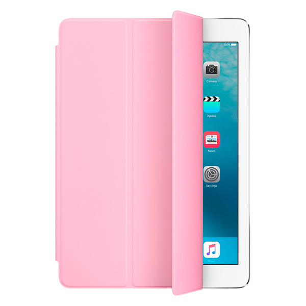 Кейс для iPad Pro Apple Smart Cover for 9.7-inch iPad Pro Light Pink leather smart cover for 10 5 inch ipad pro red
