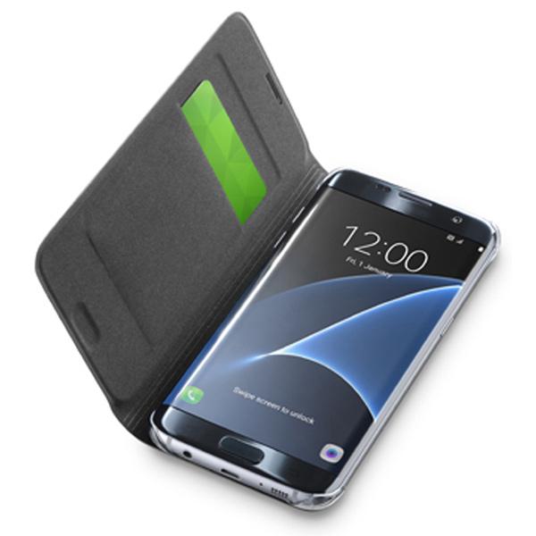 купить Чехол для сотового телефона Cellular Line для Samsung Galaxy S7 Edge (BACKBOOKGALS7EK) онлайн