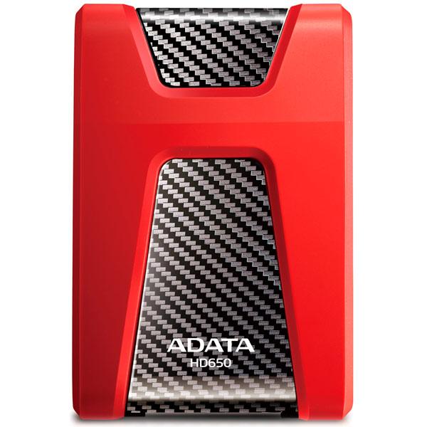 Внешний жесткий диск 2.5 ADATA AHD650-1TU3-CRD жесткий диск пк western digital wd40ezrz 4tb wd40ezrz