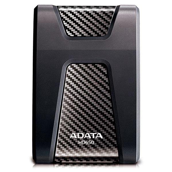 Внешний жесткий диск 2.5 ADATA AHD650-1TU3-CBK жесткий диск пк western digital wd40ezrz 4tb wd40ezrz