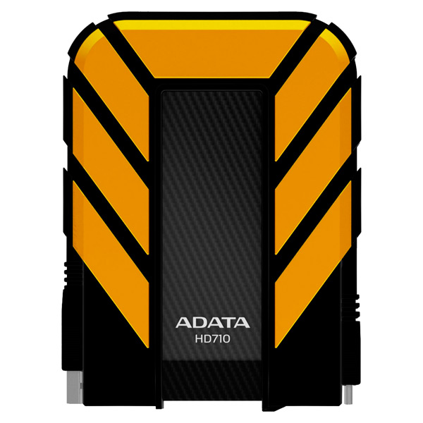 Внешний жесткий диск 2.5 ADATA AHD710-1TU3-CYL