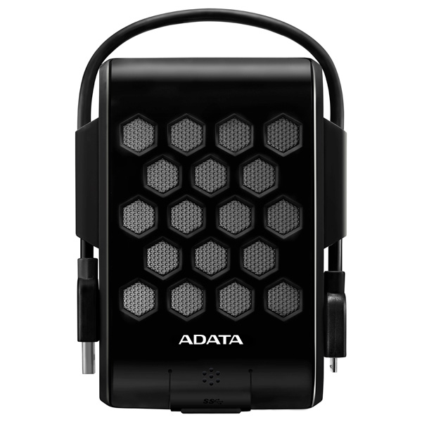 Внешний жесткий диск 2.5 ADATA AHD720-1TU3-CBK жесткий диск пк western digital wd40ezrz 4tb wd40ezrz