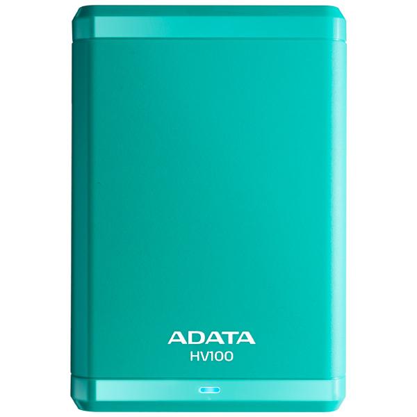 Внешний жесткий диск 2.5 ADATA AHV100-1TU3-CBL