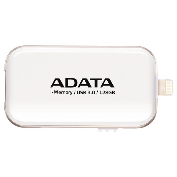 все цены на Флеш-диск для Apple ADATA AUE710-128G-CWH онлайн