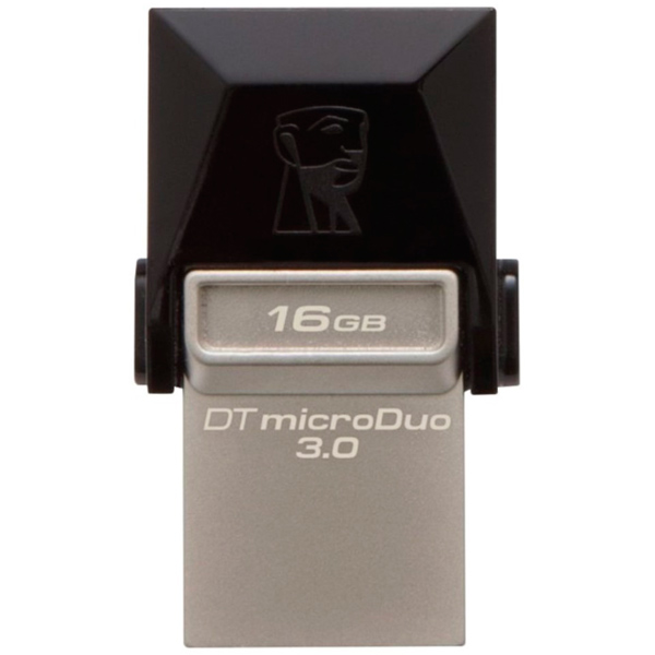 Флеш-диск OTG Kingston DTDUO3/16GB купить айпад 3 бу 16 гб