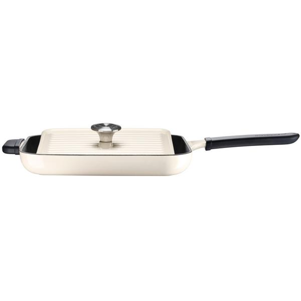 все цены на Сковорода (сверхпрочное покрытие) KitchenAid KCI10GPAC 28,5х18,5см онлайн