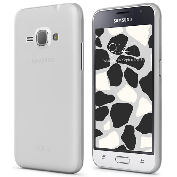 Чехол для сотового телефона Vipe для Samsung Galaxy J1 2016 (VPSGGJ120FLEXTR) dekker для samsung galaxy j1 2016 white