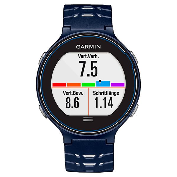 Спортивные часы Garmin Forerunner 630 Midnight Blue (010-03717-21) garmin forerunner 235 black frost blue 010 03717 49