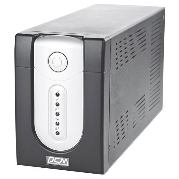 Блок бесперебойного питания Powercom IMP-2K0A-6C0-244P ибп powercom imperial imp 1025ap 615вт 1025ва