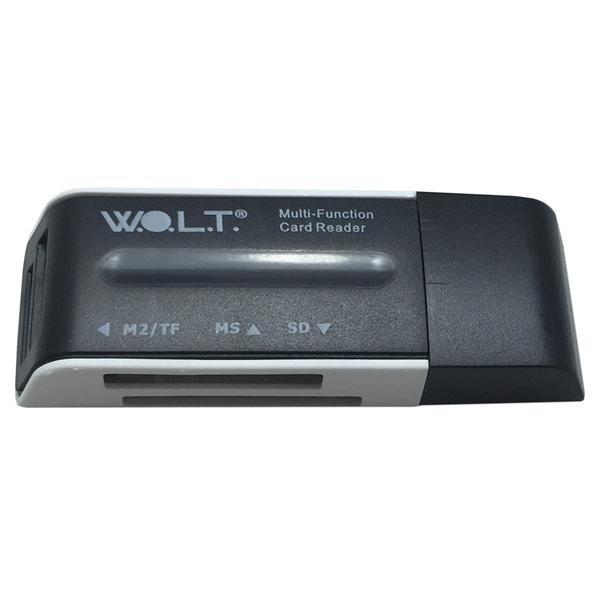 Устройство для чтения карт памяти W.O.L.T. CR1928