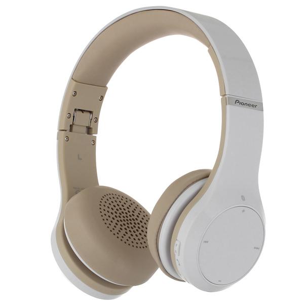 Наушники Bluetooth Pioneer SE-MJ771BT-W наушники pioneer se cl722t w