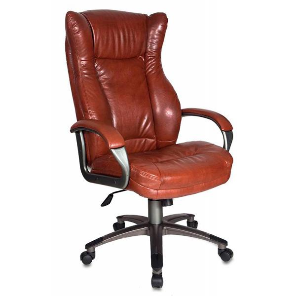 Кресло компьютерное Бюрократ CH-879DG/Brown сиденья водительское для ваз 2112