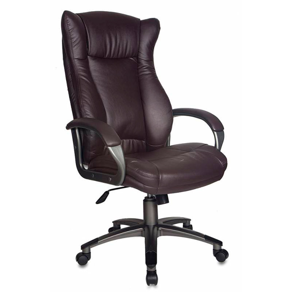 Кресло компьютерное Бюрократ CH-879DG/Coffee парик роза цвет темно коричневый