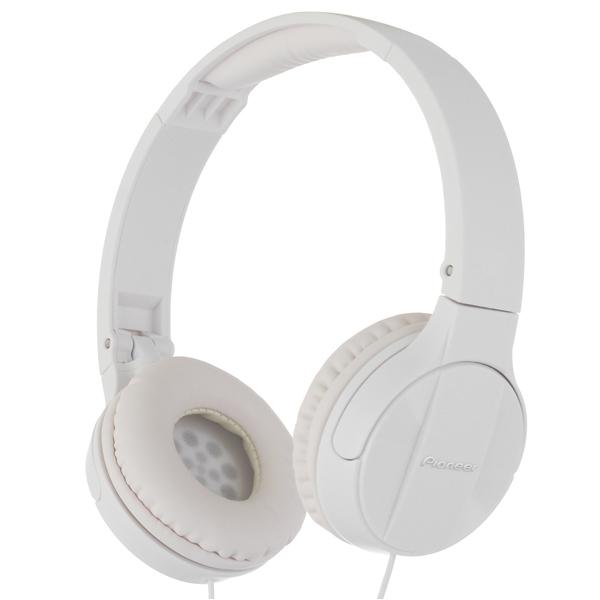 Наушники полноразмерные Pioneer SE-MJ503-W