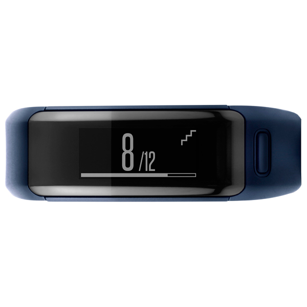 все цены на Smart Браслет Garmin vivosmart HR Blue Regular (010-01955-14) онлайн