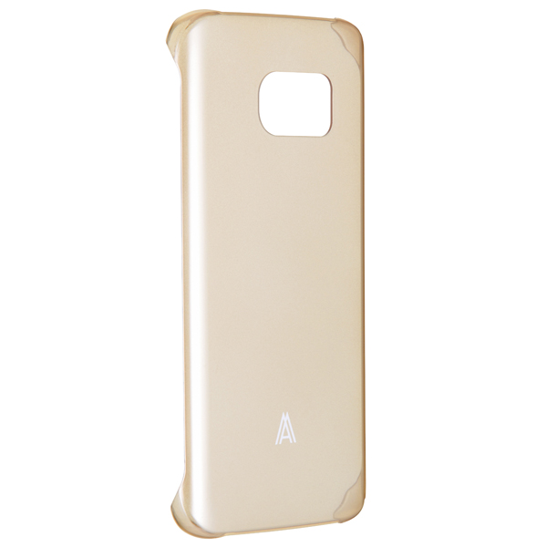 Чехол для сотового телефона AnyMode для Samsung Galaxy S7 Edge Gold (FA00113KGD) чехол для сотового телефона takeit для samsung galaxy a3 2017 metal slim металлик