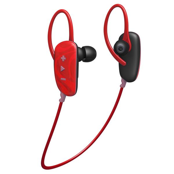 Спортивные наушники Bluetooth Jam Fusion Red (HX-EP255RD-EU) sex jam в новосибирске