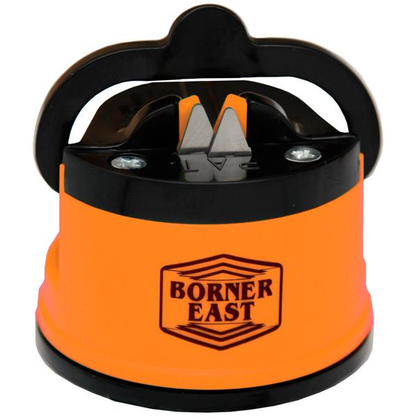 Ножеточка Borner Ножеточка с вакуумным креплен��ем Orange