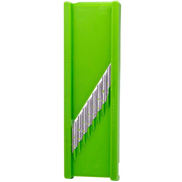 Резка Borner Тёрка Классика Light Green