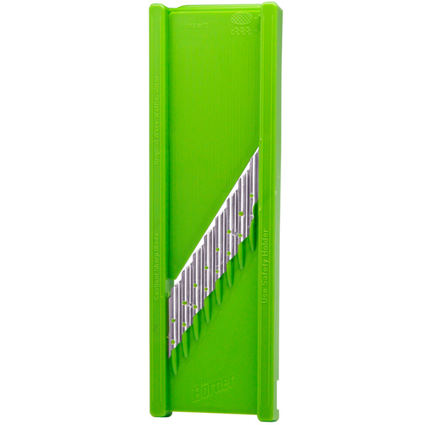 Резка Borner Тёрка Классика Light Green borner три зоны заточки