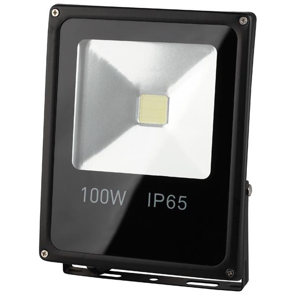 Прожектор ЭРА LPR-100-6500К-М led прожектор эра ip65 20w 230v холодный свет