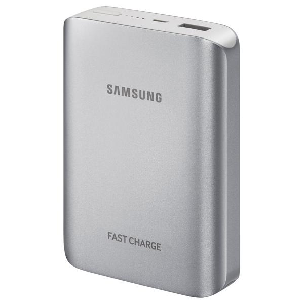 Внешний аккумулятор Samsung EB-PG935BSRGRU Silver 10200 mAh аккумулятор внешний samsung eb pg935 silver