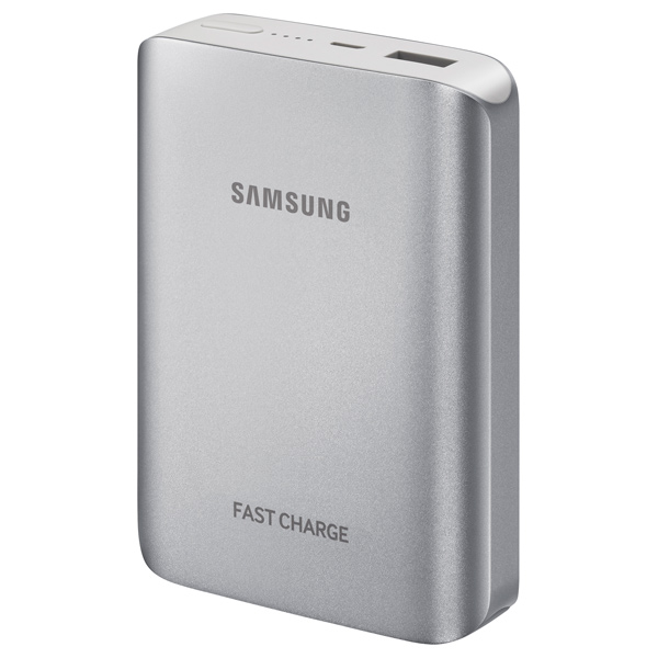 все цены на Внешний аккумулятор Samsung EB-PG935BSRGRU Silver 10200 mAh онлайн