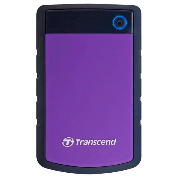 Внешний жесткий диск 2.5 Transcend StoreJet 25H3P 1Tb (TS1TSJ25H3P) usb 3 0 transcend ts32gjf700 в белгороде