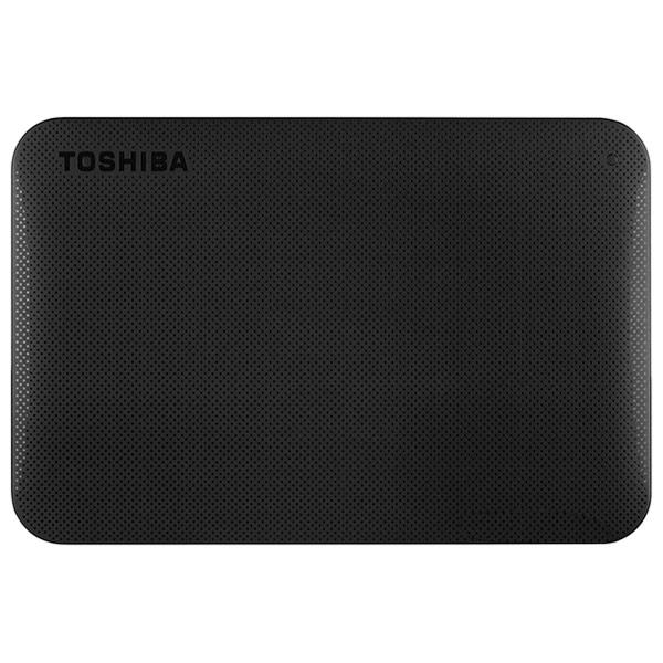 Внешний жесткий диск 2.5 Toshiba 2TB Canvio Ready Black (HDTP220EK3CA) hdtp220ek3ca
