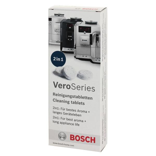 Bosch, Чистящее средство для кофемашины, TCZ8001
