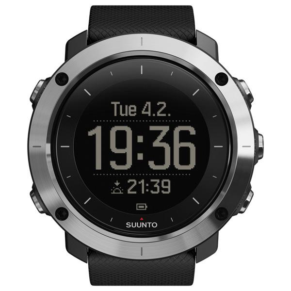Спортивные часы Suunto Traverse Black (SS021843000) suunto traverse alpha stealth