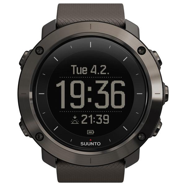 Спортивные часы Suunto Traverse Graphite (SS022226000) suunto traverse alpha stealth