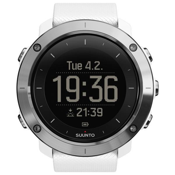 Спортивные часы Suunto Traverse White (SS021842000) suunto traverse alpha stealth