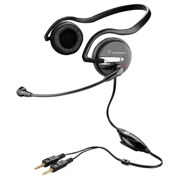Компьютерная гарнитура Plantronics Audio 345 гарнитура plantronics audio 655 dsp