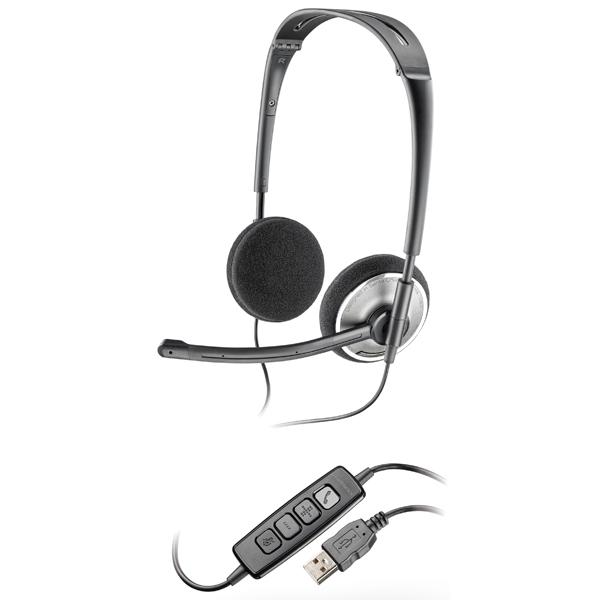 Компьютерная гарнитура Plantronics Audio 478 гарнитура plantronics audio 655 dsp