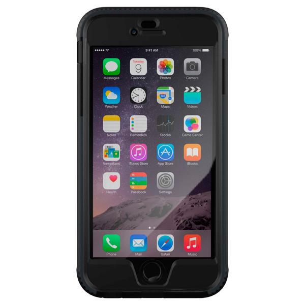 Чехол для iPhone Tech21 T21-4298 Patriot - Black чехол для iphone tech21 t21 5094 clear grey