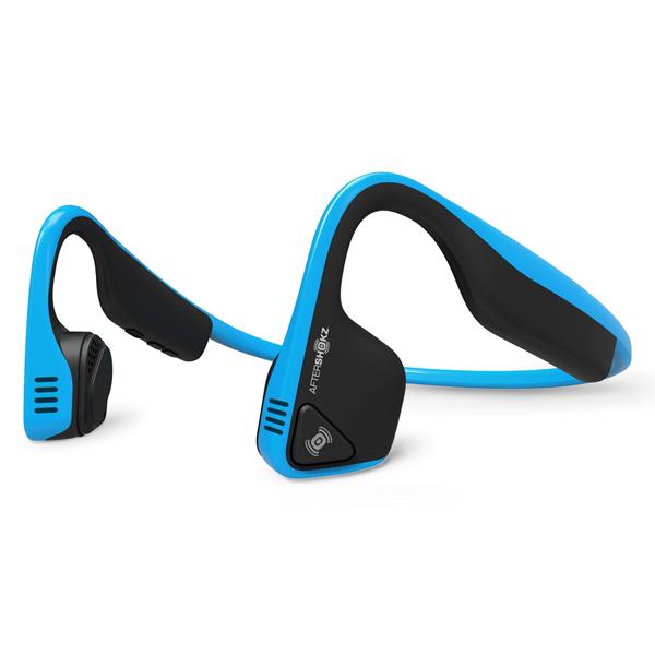 AfterShokz, Наушники с костной проводимостью звука, Trekz Titanium Ocean Blue (AS600)