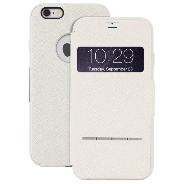 Чехол для iPhone Moshi SenseCover Sahara Beige (99MO072101)