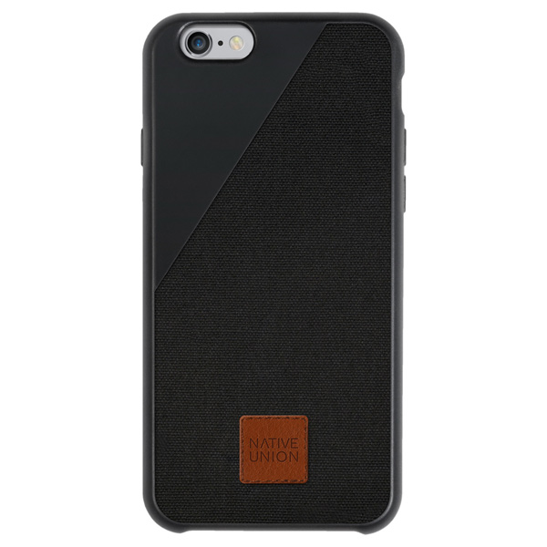 Чехол для iPhone Native Union CLIC 360 (CLIC360-BLK-CV-6) клип кейс native union clic card для apple iphone 8 plus 7 plus черный