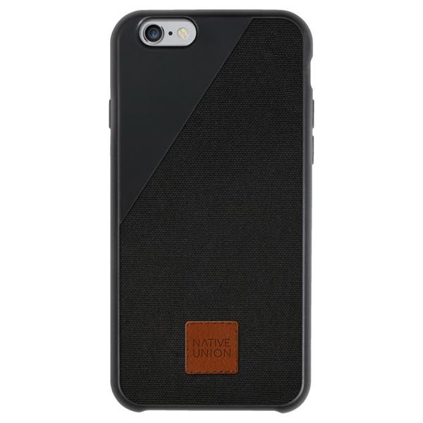 Чехол для iPhone Native Union CLIC 360 (CLIC360-BLK-CV-6P) клип кейс native union clic card для apple iphone 8 plus 7 plus черный