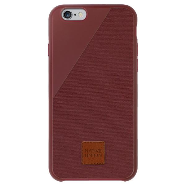 Чехол для iPhone Native Union CLIC 360 (CLIC360-MAR-CV-6) чехол накладка чехол накладка iphone 6 6s 4 7 lims sgp spigen стиль 1 580075