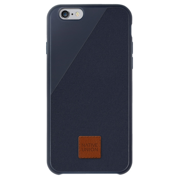 Чехол для iPhone Native Union CLIC 360 (CLIC360-NAV-CV-6) чехол накладка чехол накладка iphone 6 6s 4 7 lims sgp spigen стиль 1 580075