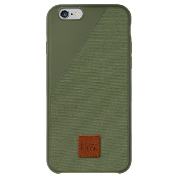 Чехол для iPhone Native Union CLIC 360 (CLIC360-OLI-CV-6) чехол накладка чехол накладка iphone 6 6s 4 7 lims sgp spigen стиль 1 580075