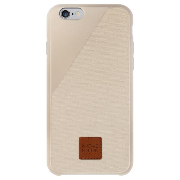 Чехол для iPhone Native Union CLIC 360 (CLIC360-SAN-CV-6) чехол накладка чехол накладка iphone 6 6s 4 7 lims sgp spigen стиль 1 580075