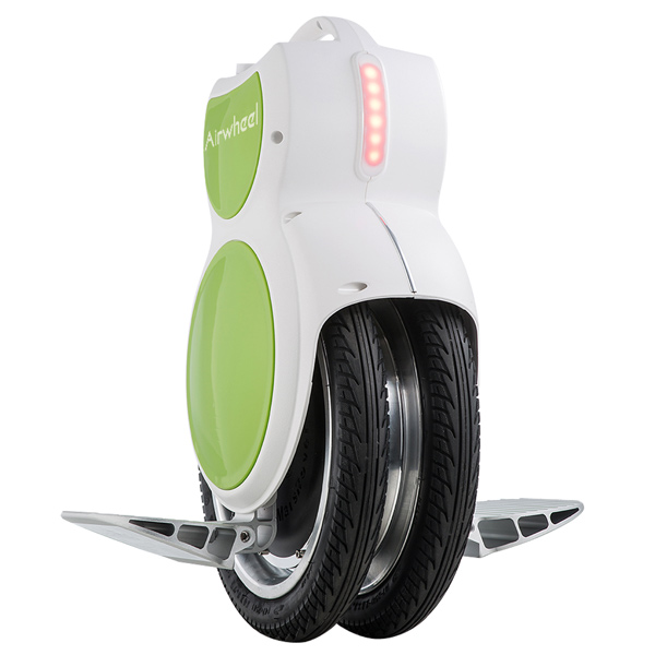 Моноколесо Airwheel Q6 170 WH White/Green (AW Q6-170WH-WHITE-GREEN)