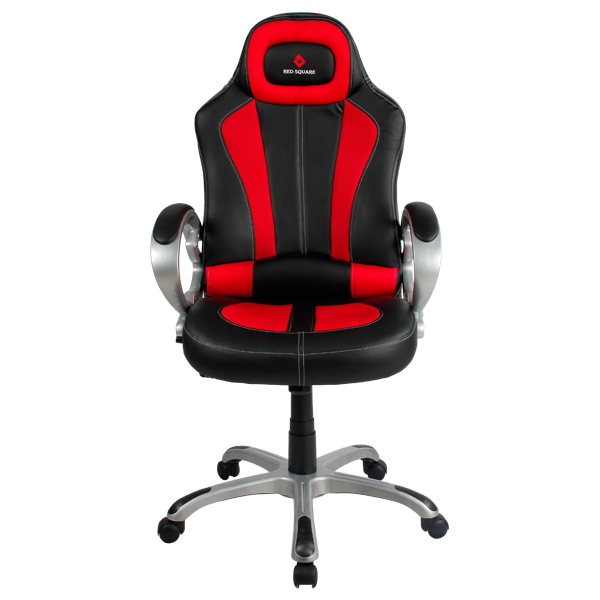 Кресло компьютерное игровое Red Square Comfort Red Dawn сиденья водительское для ваз 2112