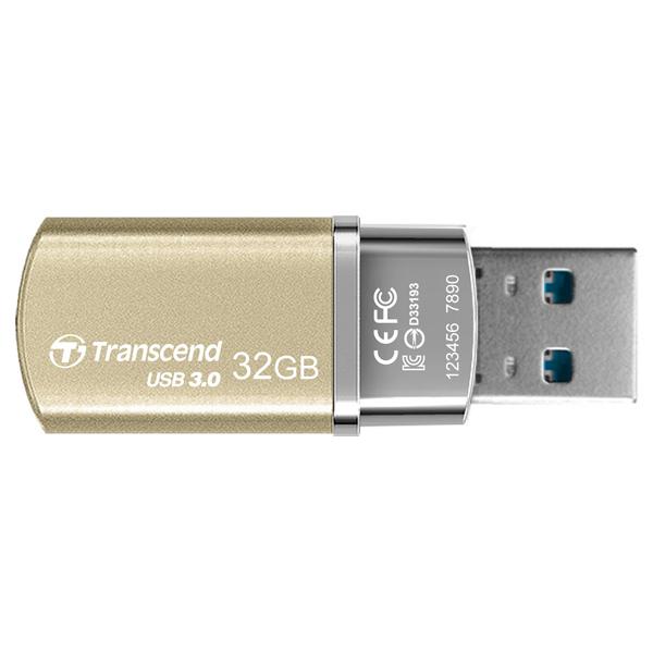 Купить Флеш-диск Transcend JetFlash 820 32GB (TS32GJF820G) в каталоге интернет магазина М.Видео по выгодной цене с доставкой, отзывы, фотографии - Ставрополь