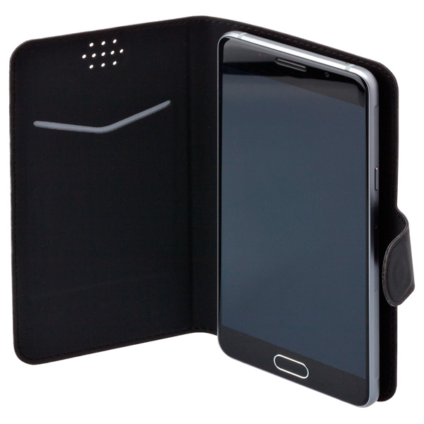 Универсальный чехол для смартфона Red Line UniMotion для 4.3-5 Black (МВ000000059) 21 5 221b7qpjkeb 00 black с поворотом экрана